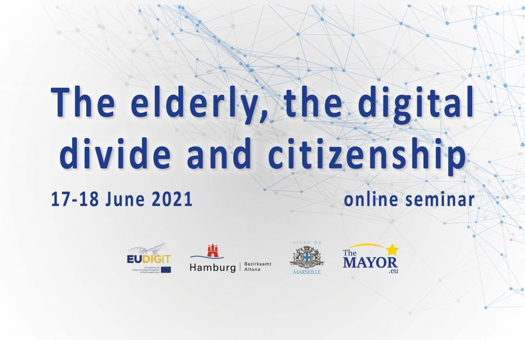 Възрастните хора, цифровото разделение и гражданството: регистрирайте се сега за втория уебинар на EUDIGIT